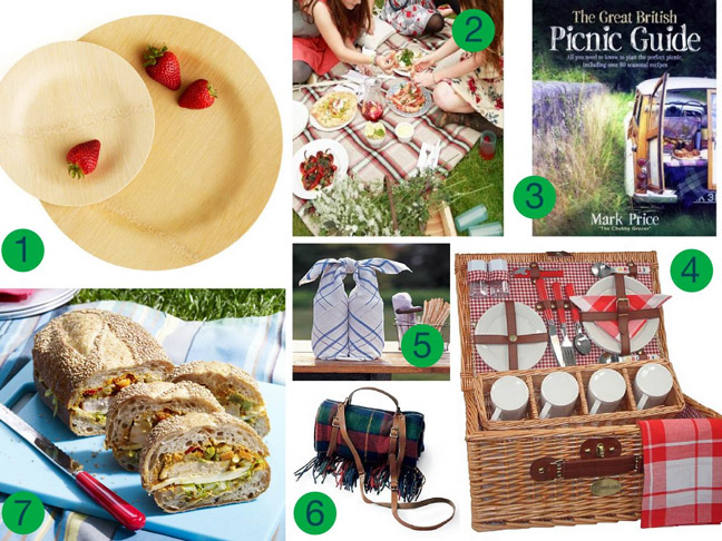 Eas Summer Picnic Ideas