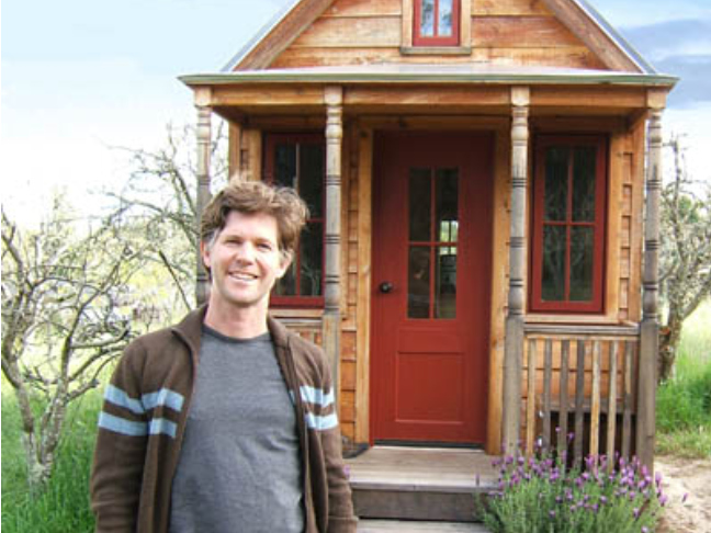 tiny houses and small space living 5 questions with jay shafer - Small House Living
