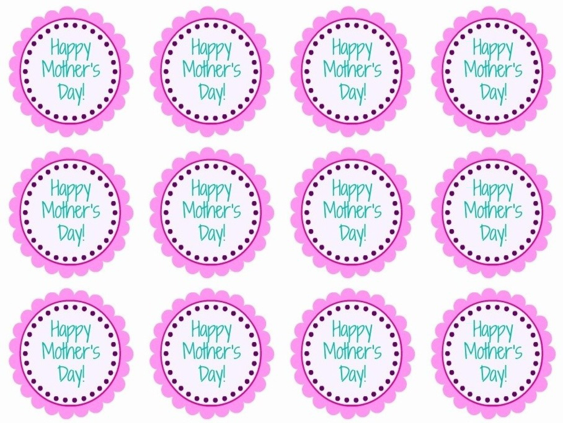 CUPCAKE TOPPERS - For childrens