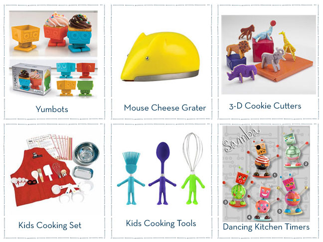 WTBGuide-Kids Cooking Gadgets