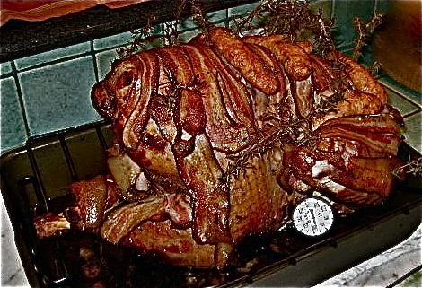 Roasted Thanksgiving Turkey2
