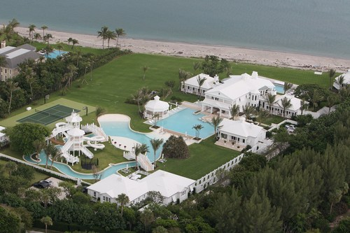 Celine Dion's new home in Flordia