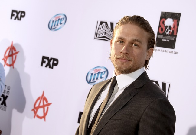 Charlie Hunnam Explains Why He Took On The 'Fifty Shades Of Grey' Role Of Christian Grey
