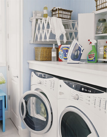 Creating An Efficient Laundry Room In Small Spaces | Momtastic