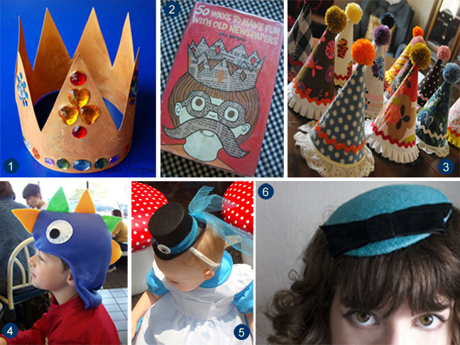 All About Party Hats