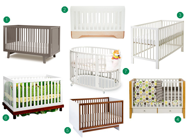These modern cribs are the best looking out there, with options for the  highest and lowest budgets.