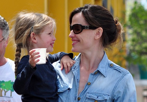 Favorite Celebrity Mommy and Me Pictures
